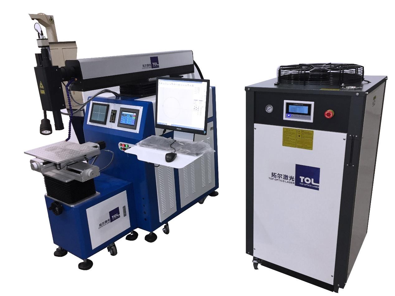 TOL-YW300D/500D/700D一体式激光焊接机