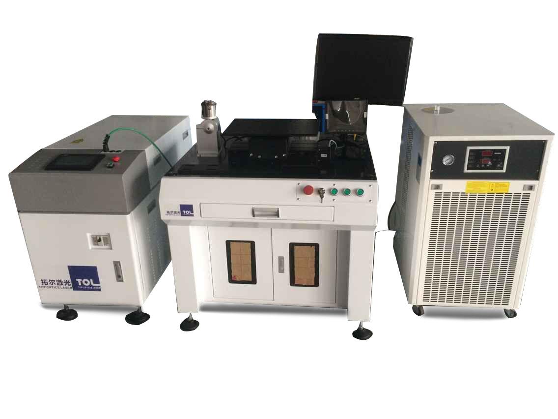 TOL-FW100/300/500能量反馈光钎传输激光焊接机